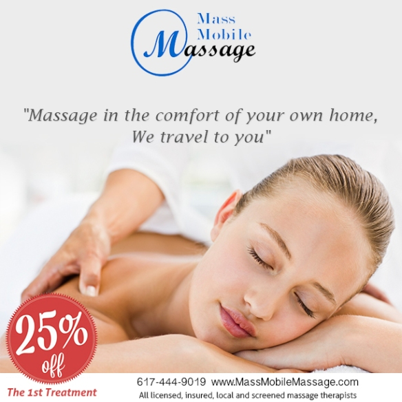 massage ad Mass Mobile Massage