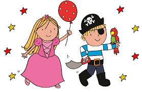 princess and pirate