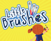 Little Brushes Logo