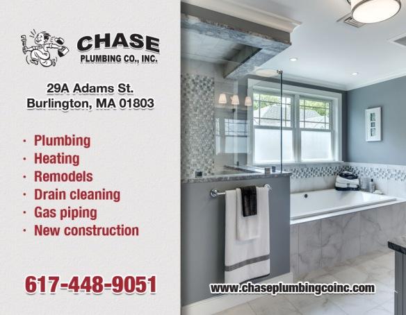 Chase Plumbing Ad