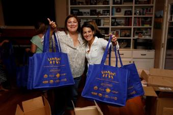 Sept 2015_Swag bags