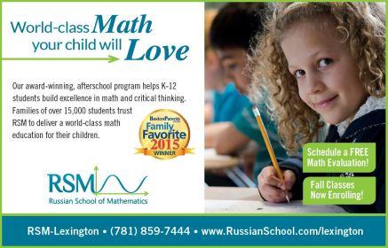 Russian school of math