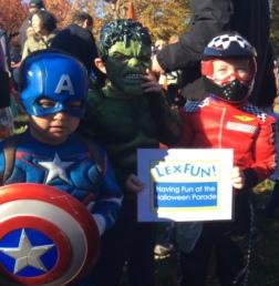 Halloween parade 2