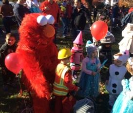 Halloween parade 3