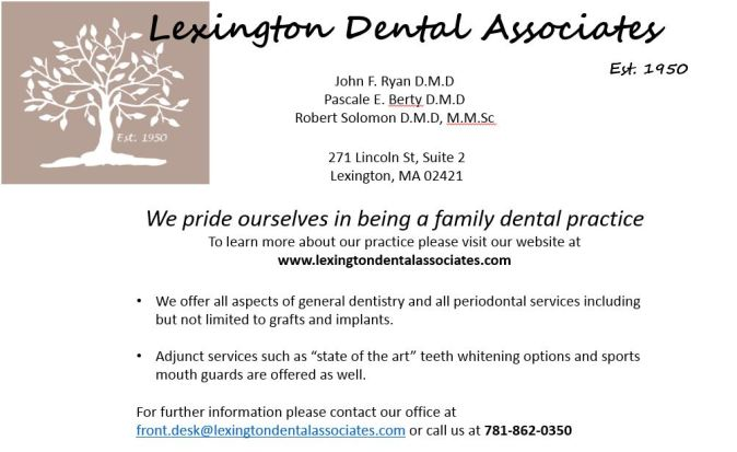 Lexington Dental Associates