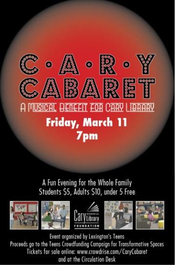 Carey Cabaret